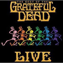 Grateful Dead : Best Of The Grateful Dead Live LP