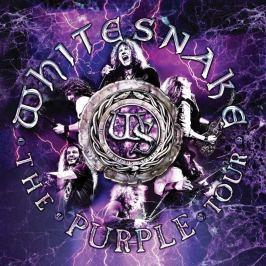CD Whitesnake : Purple Tour / +BRD