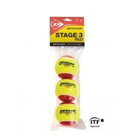 Dunlop Tenisové míčky  STAGE 3