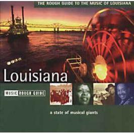 CD Rough Guide To Louisiana