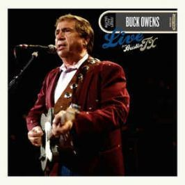 Buck Owens : Live From Austin,tx LP