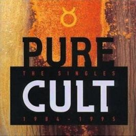 CD Cult : Pure Cult (The Singles 1984 - 1995)