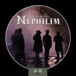 CD Fields Of The Nephilim : 5 Albums Box Set