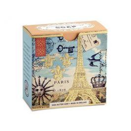 Michel Design Works Luxusní mýdlo v elegantní krabičce Paris (Shea Butter Soap) 100 g