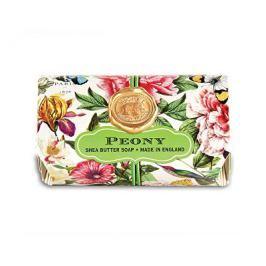 Michel Design Works Hydratační krémové mýdlo Peony (Shea Butter Soap) 246 g