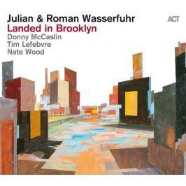 CD Julian & Roman Wasserfuhr : Landed In Brooklyn