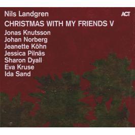 CD Nils Landgren : Christmas With My Friends V