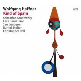 CD Wolfgang Haffner : Kind Of Spain