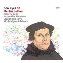 CD Nils Landgren / Friends : New Eyes On Martin Luther