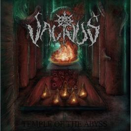 CD Vacivus : Temple Of The Abyss