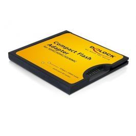 DeLock adaptér CompactFlash karet -> SD / MMC slot PC