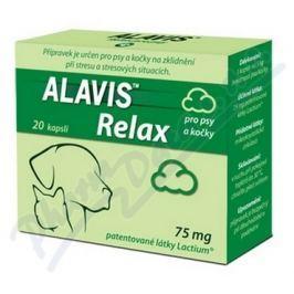 FAVEA ALAVIS RELAX pro psy a kočky cps.20
