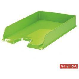 ESSELTE Odkladač Europost, Vivida zelená, plast,