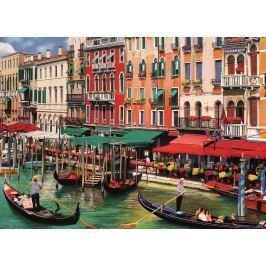 COBBLE HILL Puzzle  50705 Dovolená v Benátkách 2000 dílků