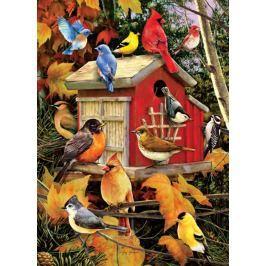 COBBLE HILL Puzzle  51803 Podzimní ptáci 1000 dílků