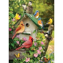 COBBLE HILL Puzzle  51832 Ptačí budka v létě 1000 dílků