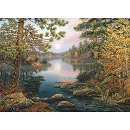 COBBLE HILL Puzzle  51850 J. A. Meger: Jelení jezero 1000 dílků