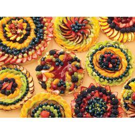 COBBLE HILL Puzzle  54327 Ovocné košíčky XL 275 dílků