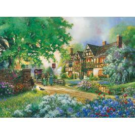 COBBLE HILL Puzzle  54332 D. Laird: Starý venkovský hotel XL 275 dílků