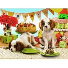 COBBLE HILL Puzzle  54353 I psi mají narozeniny XL 275 dílků