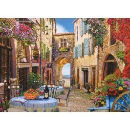 COBBLE HILL Puzzle  57119 Francouzské městečko 1000 dílků