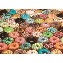COBBLE HILL Puzzle  57130 Donuty 1000 dílků