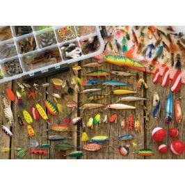COBBLE HILL Puzzle  57132 Rybářské nástrahy 1000 dílků
