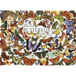 COBBLE HILL Puzzle  57150 Motýli 1000 dílků