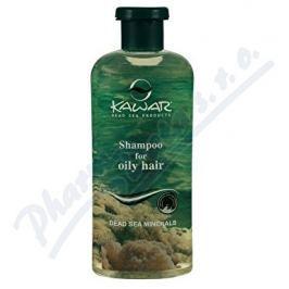 EL MAYDAN KAWAR Šampon na mastné vl.s miner.z Mrtv.moře400ml
