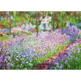 EUROGRAPHICS Puzzle  1000 dílků : Zahrada, Monet