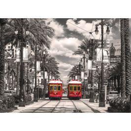 EUROGRAPHICS Puzzle Tramvaje v New Orleans 1000 dílků