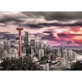EUROGRAPHICS Puzzle Město Seattle 1000 dílků
