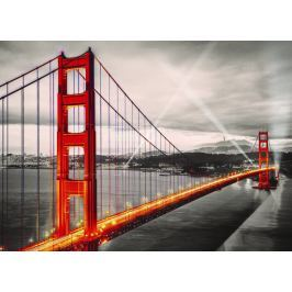 EUROGRAPHICS Puzzle  1000 dílků : San Francisco - Golden Gate Bridge