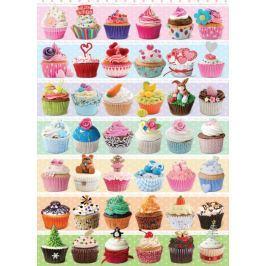 EUROGRAPHICS Puzzle Oslava cupcakes 1000 dílků