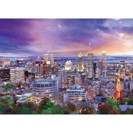 EUROGRAPHICS Puzzle Montréal 1000 dílků