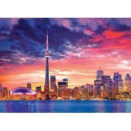 EUROGRAPHICS Puzzle Toronto 1000 dílků
