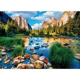 EUROGRAPHICS Puzzle Yosemitský národní park 1000 dílků