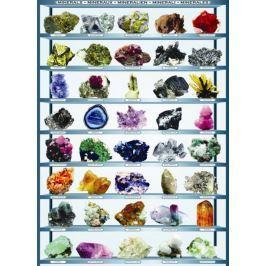 EUROGRAPHICS Puzzle  1000 dílků : Minerály