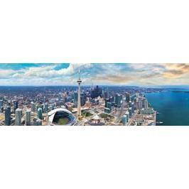 EUROGRAPHICS Panoramatické puzzle Toronto, Kanada 1000 dílků