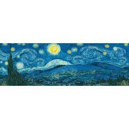 EUROGRAPHICS Panoramatické puzzle Hvězdná noc 1000 dílků