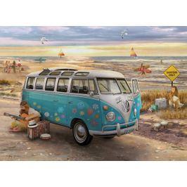 EUROGRAPHICS Puzzle VW Bus - Láska a naděje 1000 dílků
