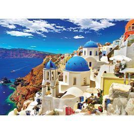 EUROGRAPHICS Puzzle Oia, Santorini, Řecko 1000 dílků