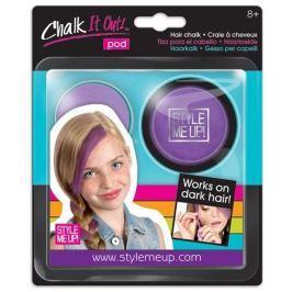WOOKY Style Me Up: Křída na vlasy fialová