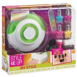 WOOKY Style Me Up: Nehtové studio I.
