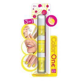 WOOKY Style Me Up: Sada 3v1 žlutá