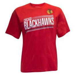 Levelwear Pánské tričko  Icing NHL Chicago Blackhawks Jonathan Toews 19, L