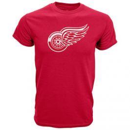 Levelwear Dětské tričko  Core Logo NHL Detroit Red Wings červené, M