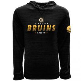 Levelwear Pánská mikina s kapucí  Static Hoodie NHL Boston Bruins, M