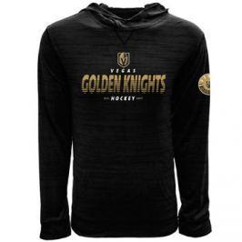 Levelwear Pánská mikina s kapucí  Static Hoodie NHL Vegas Golden Knights, M