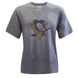 Levelwear Pánské tričko  Shadow Logo NHL Pittsburgh Penguins, S